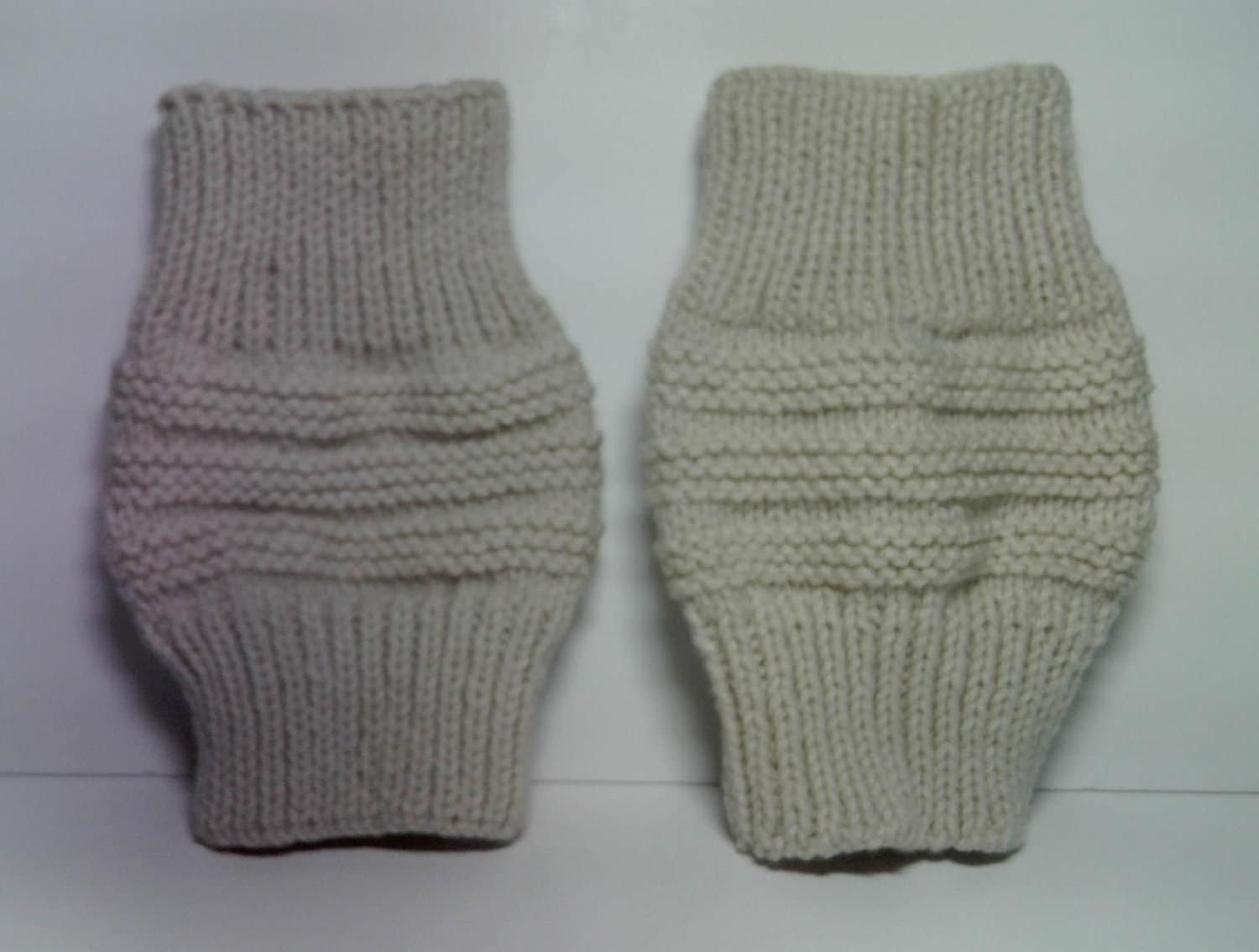 Knitted Knee Warmers