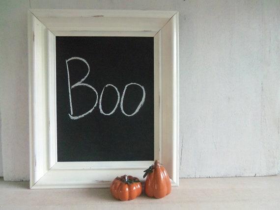 Vintage Chalkboard Frame