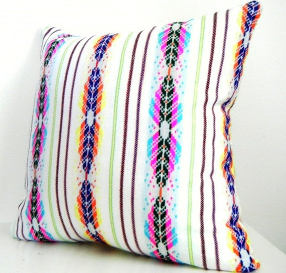 Tribal Pillow Cover Geometric Decorative Pillow by CityGirlsDecor