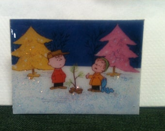 Charlie Brown Christmas Pin