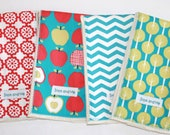 Monaluna Taali Organic Burp Cloths Set of 4