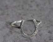 Cowgirl Sterling Silver Ring
