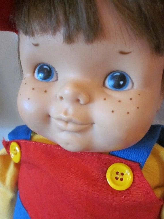 Vintage Boy Doll - Horsman Dolls Inc 1973 - My Buddy Look-Alike