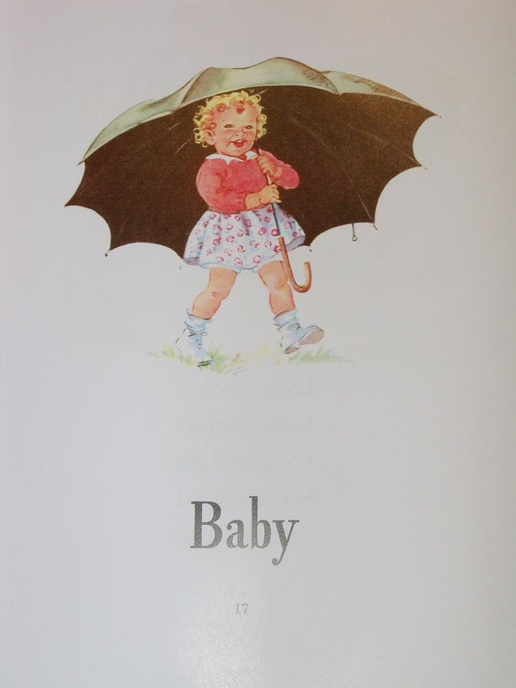 Vintage Dick and Jane Book Plate-Dick-Nursery-Bedroom-Scrapbooking-Wall Decor-BABY