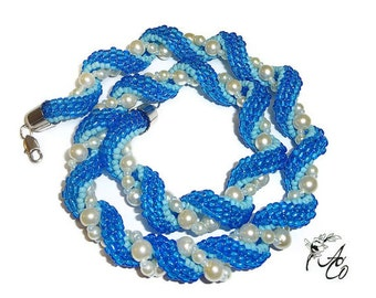 Pearls in ocean waves FREE SHIPPING