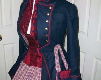 Ladies Civil War Union Outfit