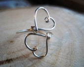 Double Heart Ring - Bridesmaid Gift