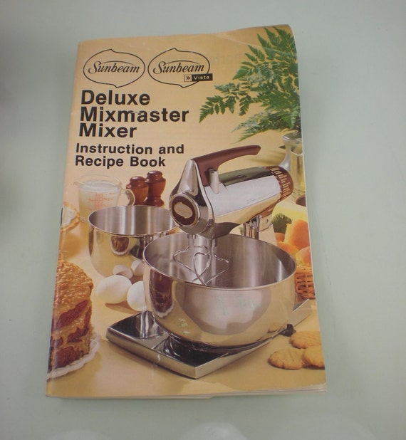 kitchenaid mixer instruction manual