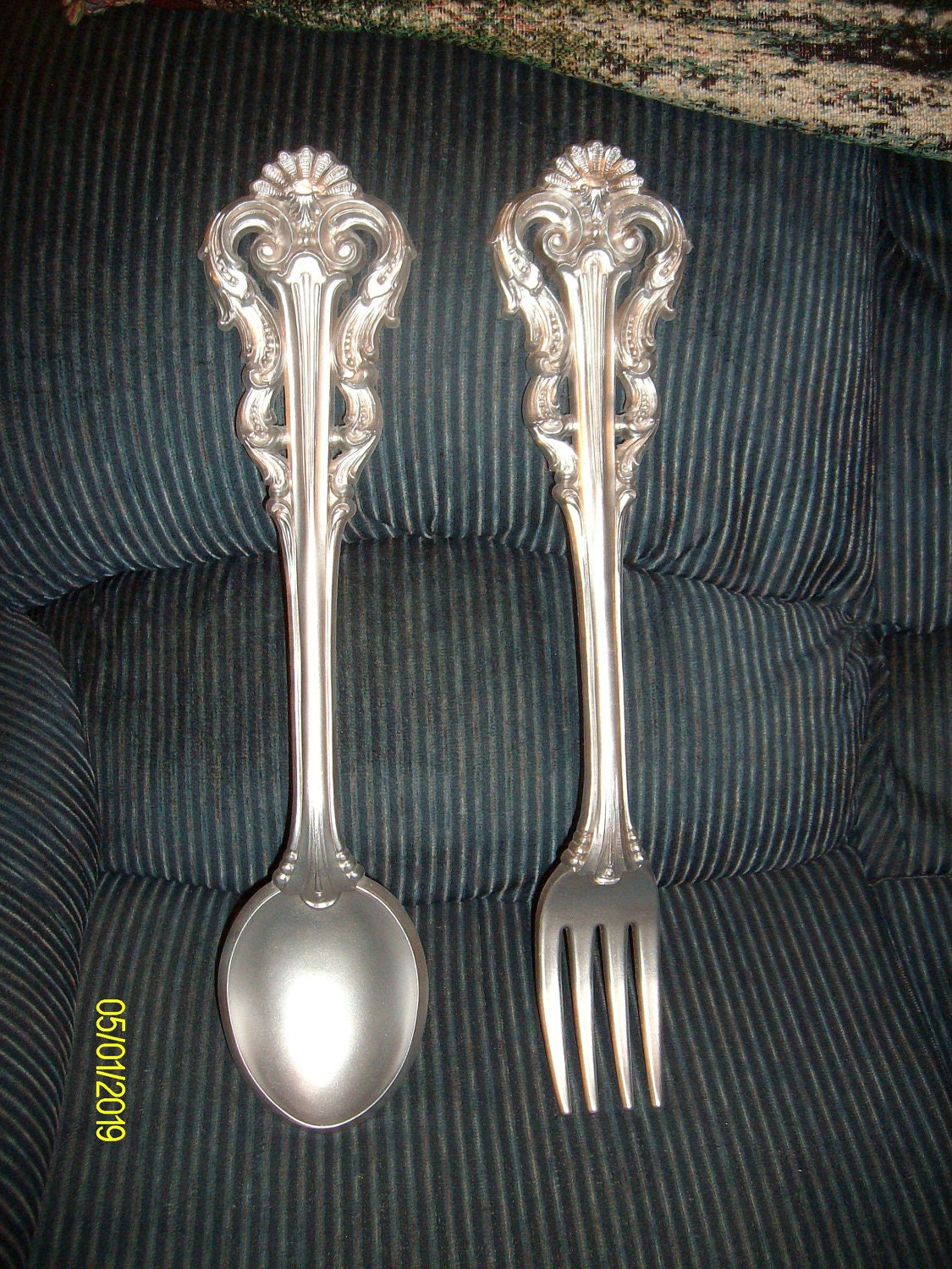 Fork Spoon Wall Decor Home and Garden.