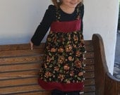 INSTANT DOWNLOAD- Lexi Jumper (Sizes 9/12 months to 8) PDF Sewing Pattern and Tutorial