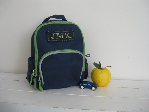 Personalized Toddler Backpack Pottery Barn Mini Size