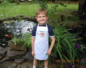 Childs Pizzeria Apron- Personalized