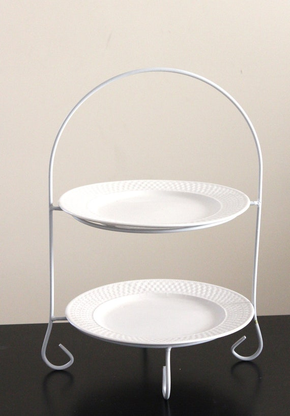 Tier Wire Cake Stand