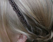 Elegant Slip-not headband.  Click on picture to view 3 options