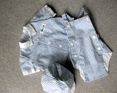 3-pc. Newborn Baby Boy Outfit