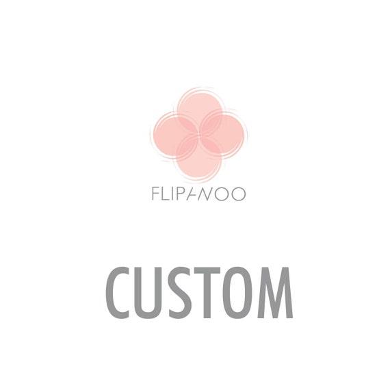 Custom Design Invitation - Reserved Listing for Nancy