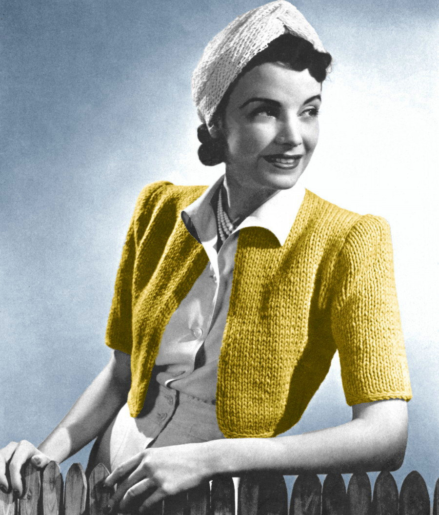 Vogue Knitting Cardigan Pattern : Chandeliers & Pendant Lights