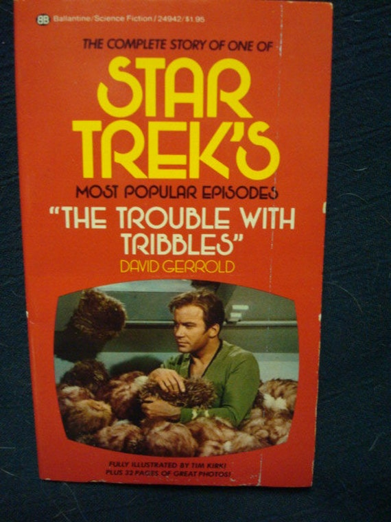 The Trouble with Tribbles Star Trek
