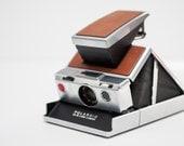 Vintage Polaroid SX-70 Land Camera