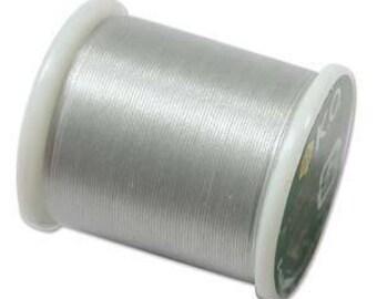 Tools & Supplies-K.O. Thread-Light Grey-55 Yard Spool-Quantity 1