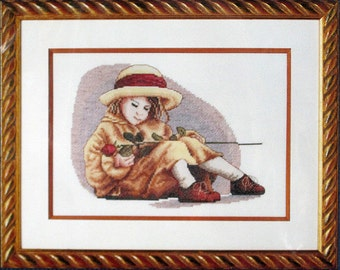 Rosemary - Royal Paris Cross Stitch Kit
