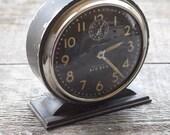 vintage alarm clock : westclox big ben 4a loud alarm by 24pont