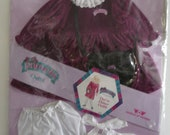 Vintage 1986 Pamela Doll Outfit / Out to Dinner // Free Shipping in USA
