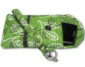 Wristlet Wallet, Cellphone Pouch, Cellphone Case