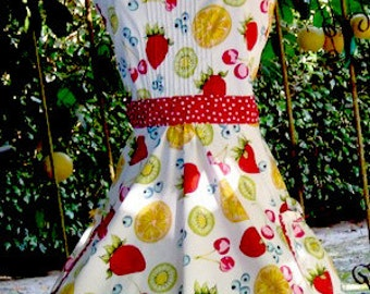 Mother's Day Apron Pattern