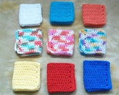 Crocheted Dishcloth-3