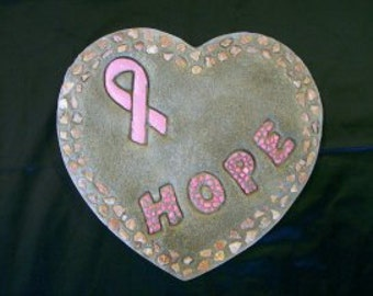 12in Heart Hope (Breast Cancer Awareness)
