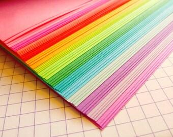 Plain Planner Paper, 54 Sheets