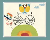 Owl Decor For Kids - Nurs...
