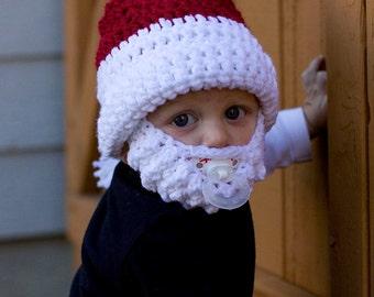 INFANT Bearded Santa