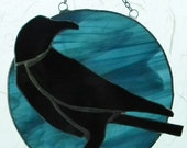 Once in a Blue Moon Crow