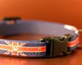 Union Jack Cat Collar