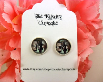 Brides of Dracula Earrings