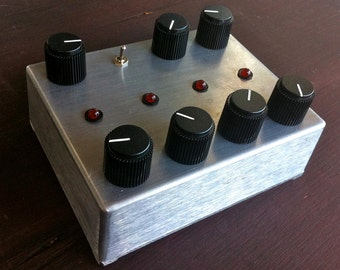 Four Step Sequencer Synthesizer