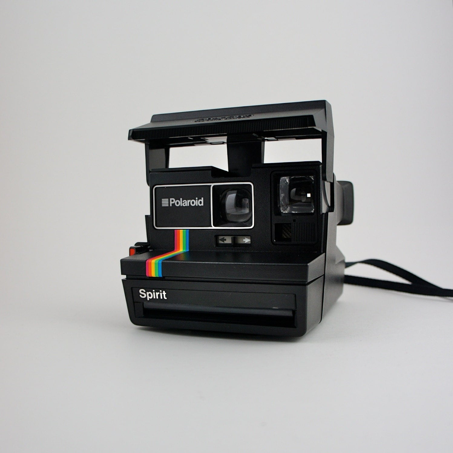 polaroid spirit 600 land camera 600 film. Black Bedroom Furniture Sets. Home Design Ideas