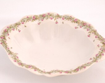C.T., Germany, Fluted Serving Bowl
