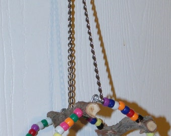Circle Ladder Bird Toy For Small Birds