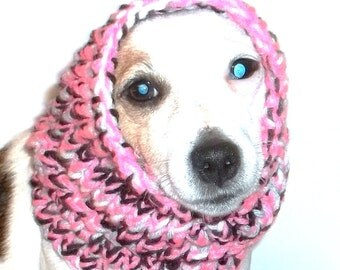 Dog  Snood Choose Your Own Colors
