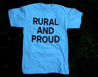Rural and Proud Tee