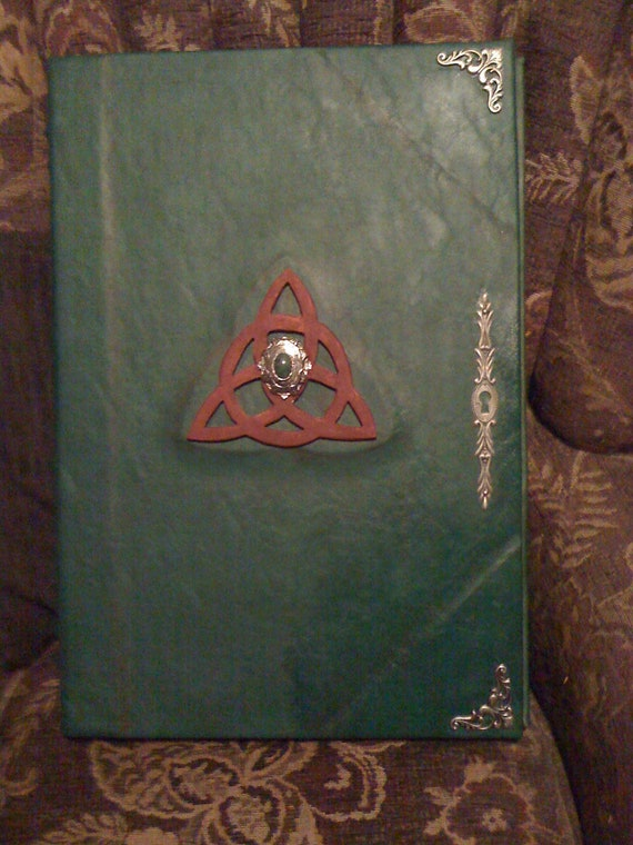 Extra Large Spell/Wizards/Book of Shadows/ Journal/ Grimoire