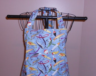 Fishing Lures Apron