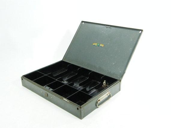 Vintage Cash Register Box