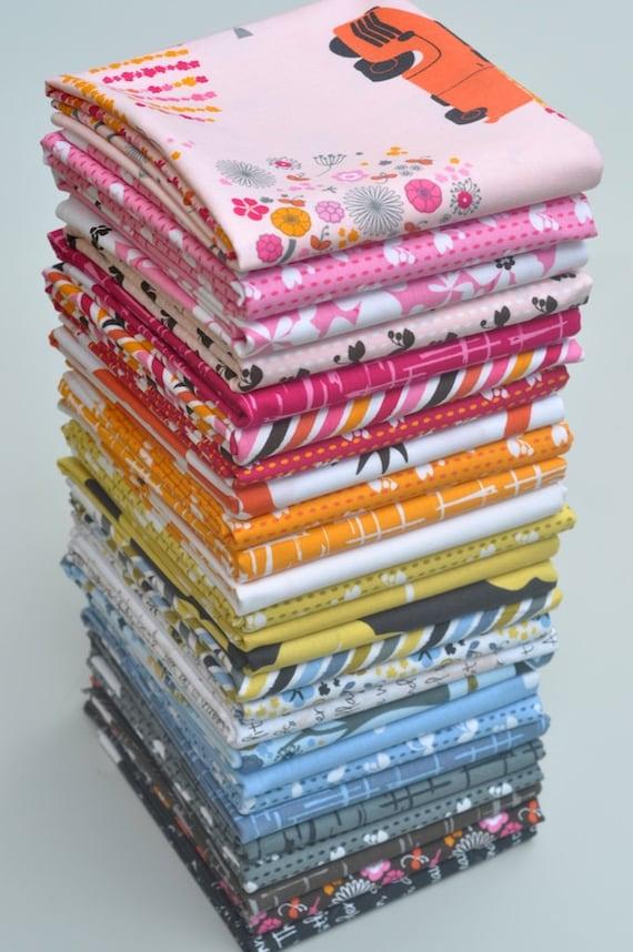 Madrona Road Fat Quarter Bundle by Violet Craft Complete 26 Piece