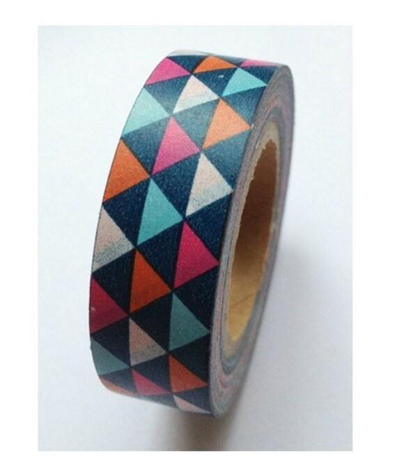 1 rolls japanese washi tape masking tape decoration by for Decoration masking tape