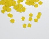 Sun Confetti Yellow 625 Pieces