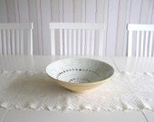 White mosaic bowl Pure Dream modern home decor dreamy gift